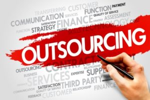 outsourcing debt collection